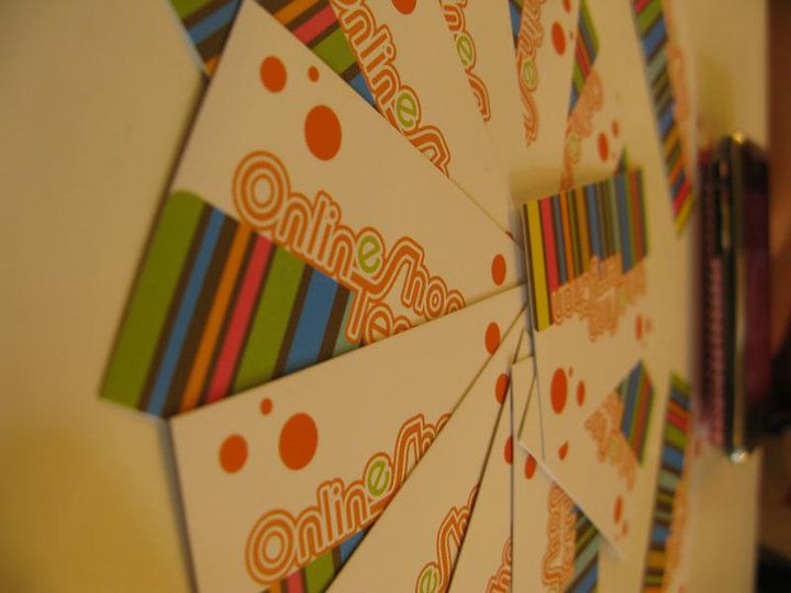 Shop Online TerryChan Card Visit