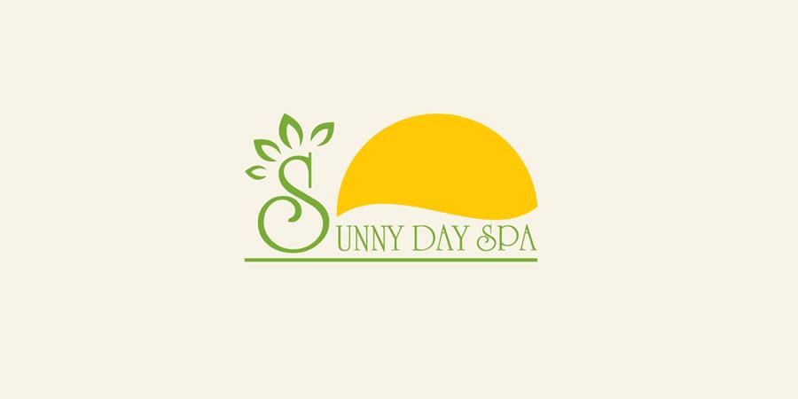 Sunny Day Spa Logo
