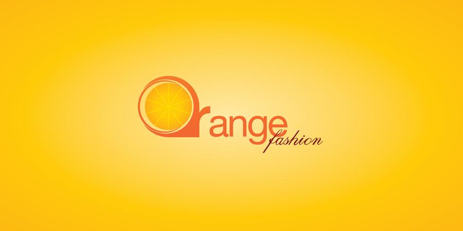 Orange Fashion Mini Logo