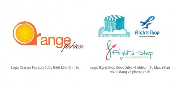 Số lượng mẫu thiết kế logo chuyên nghiệp và Mini logo