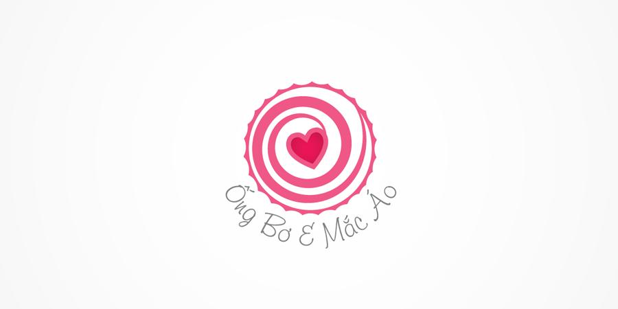 Ống Bơ và Mắc Áo Mini Logo