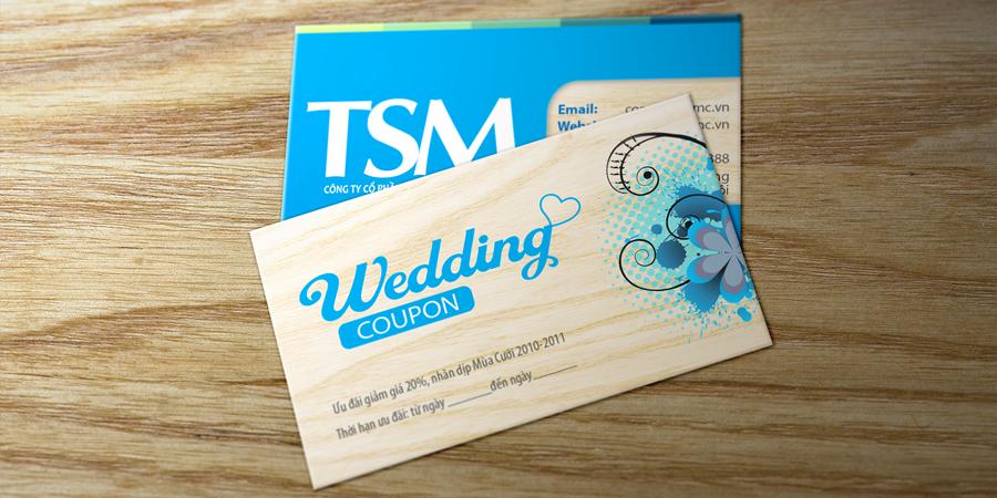 TSM - Phiếu giảm giá