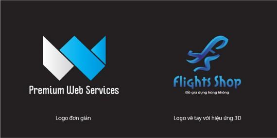 Khả năng sáng tạo logo chuyên nghiệp và Mini logo